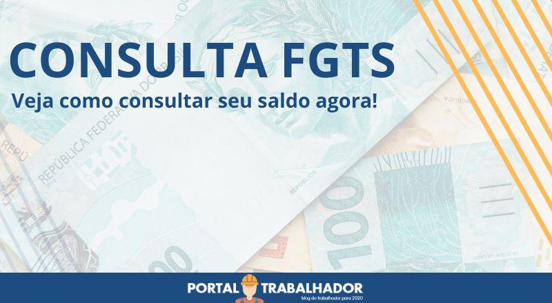 Faça a Consulta FGTS e Confira seu Saldo Agora!