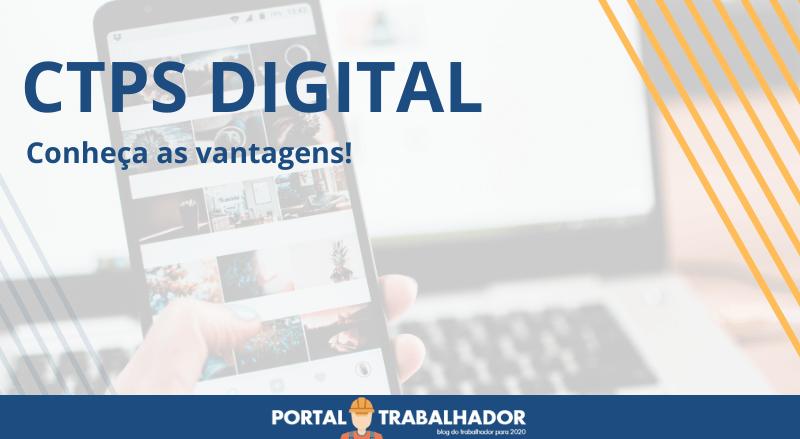Conheça a CTPS Digital e Aprenda a Fazer a Sua!