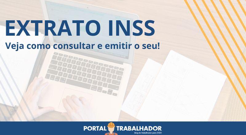Extrato INSS – Confira Como Consultar – CNIS