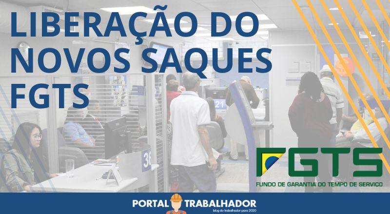 PORTAL TRABALHADOR - LIBERAÇÃO DO FTGS