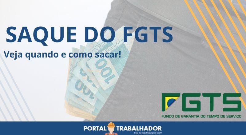 Saque Aniversário do FGTS – Confira como fazer agora! Prazo Acabando!