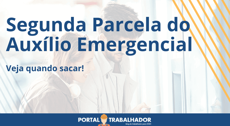 segunda parcela do auxílio emergencial
