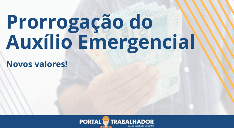 Prorrogação do Auxílio Emergencial